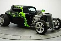 Hot Rods and Customs