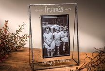 friends picture frame / by Leah Eischen