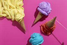 Summer Popping Pastels