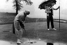 Rain Golf