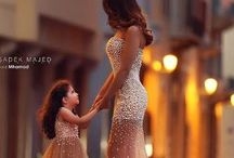 Anne kız kombinim