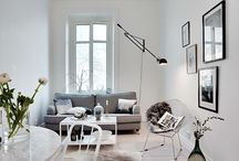 Interiors / Inspirations for flat