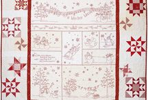 Creative Stuff - Kits hangin' around (Work/Worth Waiting) / Quilt kits (p)reserved for later ;-)