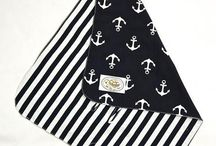 Ocean Themed Baby Items / Baby items that have some type of ocean theme on them.