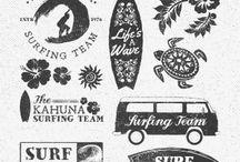 Surfing Graphics