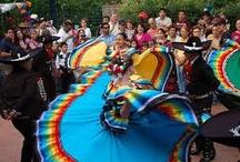 Viva Fiesta! / Fiesta San Antonio, Cinco de Mayo, and Mexican-themed parties...Viva Fiesta! / by Shanna Masters Designs