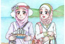 جمال الحجاب