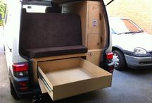 VW Campervan Ideas