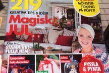 Julmagasin, Jultidningar