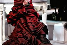 """HAUTE COUTURE / """"I wanted to give a woman comfortable clothes that would flow with her body. A woman is closest to being naked when she is well-dressed.""""  ― Coco Chanel  / by ZoyaModa Atelier"""