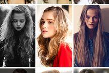 Long Hair Pin-spirations