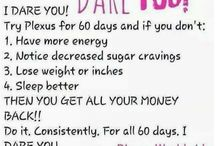 Plexus / Plexus is a health and wellness company that I have been recently introduced to. They focus on gut health which in turn allows your body to thrive! I have been taking their Pink Drink every morning and it has helped me with my digestion and sugar cravings.