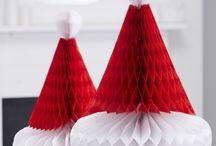 Décoration à suspendre pour Noel / Decoration à suspendre pour Noel | Christmas hanging decorations ideas