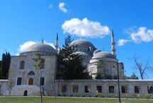 Szulejmán mecset - Suleymanie camii
