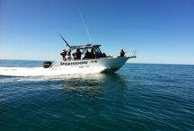Mac Attack Fishing Charters / Fishing Charters and marine tours in the beautiful Shark Bay Western Australia.