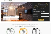 Portfolio - Unica / Our work for Unica http://www.unicacasa.it/