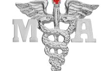 Medical Assistant Graduation Pins and Jewelry / The best medical assistant graduation pins and jewelry on the planet.  Solid sterling silver or 14K Gold, beautiful diamonds and gemstones, gorgeous gift boxes, super fast delivery, free shipping and lifetime warranties!  Only at http://NursingPin.com