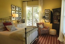 Decorated rooms