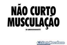 Musculação.