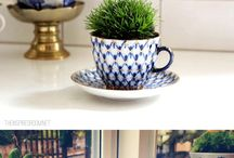 DIY / Lovely ideas for making things yourself