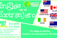 Enjoy Languages / Estudia en el extranjero