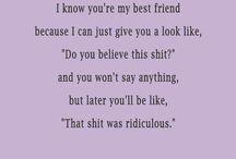 Sayings / by Santana Stewart