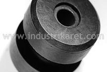 Produk Karet dengan Proses Molding / Produk karet molding dihasilkan dari proses produksi atau proses pencetakan dengan menggunakan proses pencetakan kompresi molding.