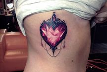 Tattoo inspiration- hearts