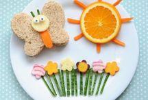 Pequenos Cozinheiros / Receitas e comidas criativas para crianças