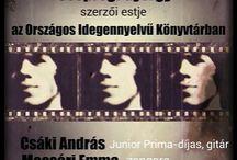 Csepregi György plakátok
