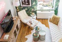 living room pequeños