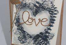 Love Card / Love Card ** Herz