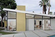 Mid-Century Modern / Heather & Learka LOVE mid-century architecture. Here are some of the best example of mid-century architecture and design.