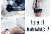Filters   FOTO IN VSCO