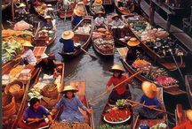 Exotic markets / exotic, crazy and beautiful markets around the world