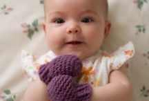 Crochet & knitting - Baby stuff
