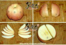 meyve süsleri