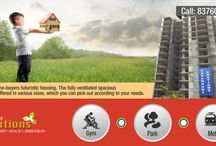 3bhk flats noida extension / Paramount Emotions in Greater Noida West (Noida Extension) is a way of life that praises your aura. It is one of the most prominent residential housing projects. http://goo.gl/fHl0Mg