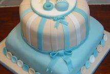 Noosh baby shower/cake