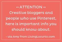 Blogs, blogs & more! / Just a few fav's / by Denise Cruz