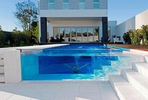 Pools & Patios - Outdoor Spaces / by Buttercup OnEbay AndEtsy