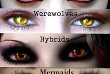 Monster RP Board / Powers allowed, no fandoms, need more people. We can have any amount of people; pick werewolf, vampire, mermaid, or hybrid. To join, follow and comment