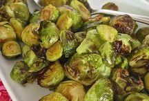 Recettes - Légumes