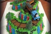 cake ideas for Leon & Owen