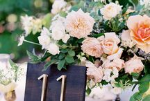 Inspiration | Table #'s