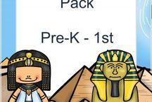 PreK-K Social Studies