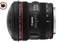 Canon EF 8-15mm f4.0 L Fisheye USM