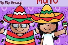 Cinco de Mayo / Let's celebrate Cinco de Mayo and build an understanding of the Mexican heritage and culture.