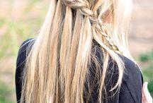 Hairstyles / by Abigail Bishop