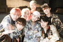 BTS / Bacheca dedicata ai BTS, gruppo maschile K-Pop.